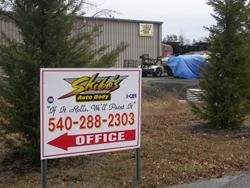 Auto Body Shop Stafford Virginia