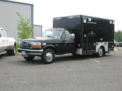 Box Truck Body Repairs Painting