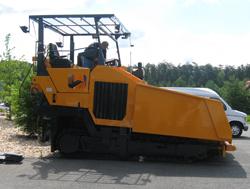 Heavy Equipment Painting